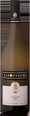 Saronsberg Wines - Saronsberg Viognier Tulbagh - 2017
