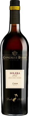 Gonzalez Byass - Gonzales Byass Oloroso Dulce Solera 1847 - NV
