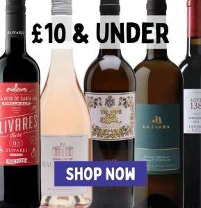 Wines under £10