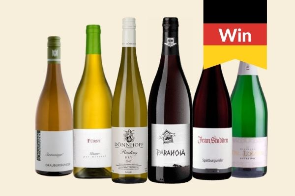 Win a German mixed case