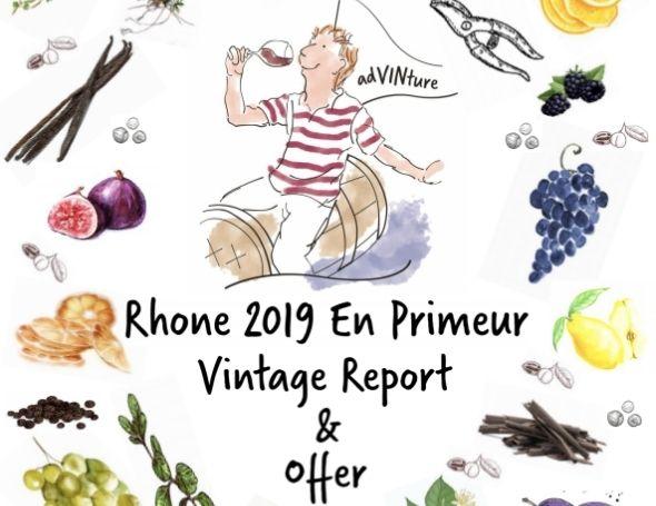 advinture Rhone vintage report